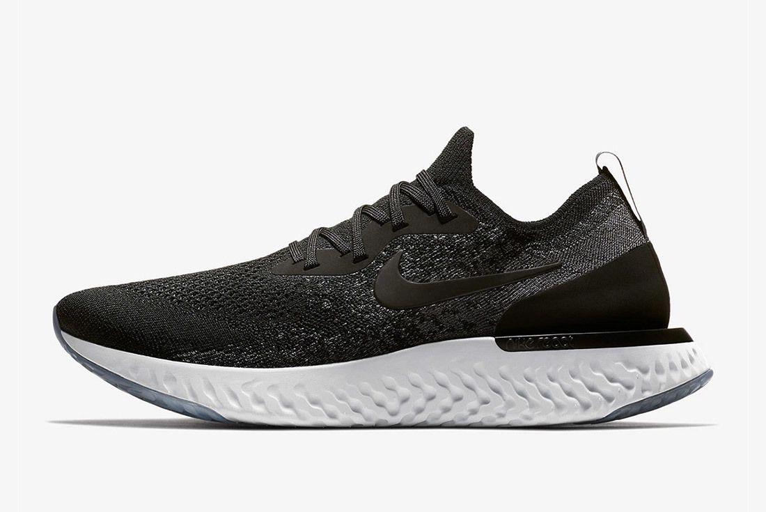 Nike Epic React Black 5
