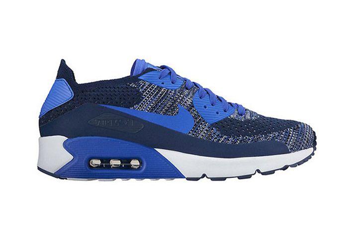 Nike Air Max 90 Flyknit Blue