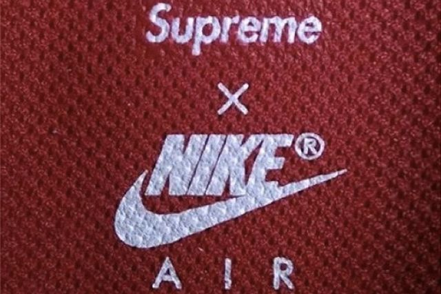 Supreme Nike Air Force One High 1
