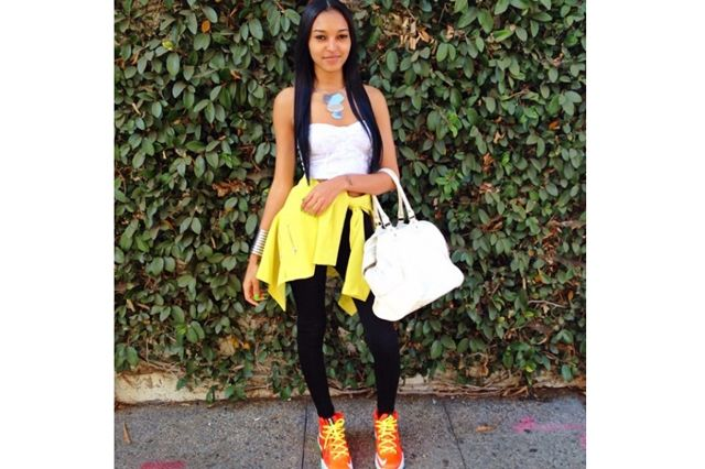 She Got Shoe Game Tsg Le Bron 10 Crimson