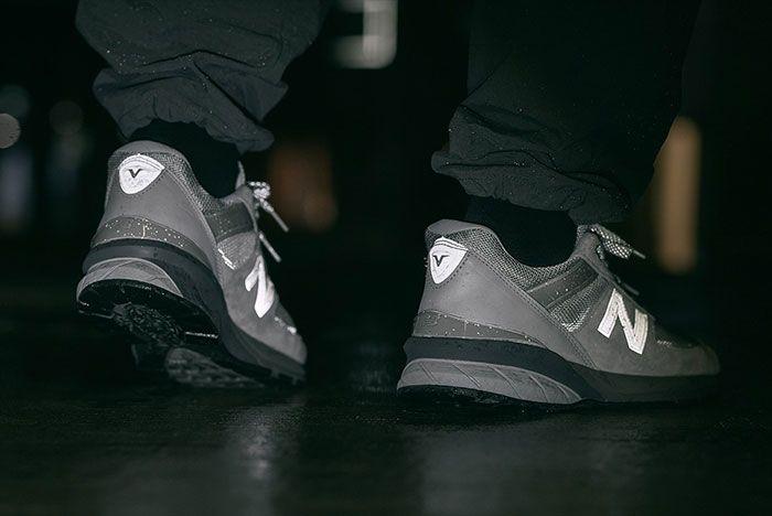 Haven New Balance M990Rg5 On Foot Heel