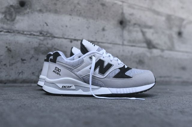 New Balance 530 White Grey 1