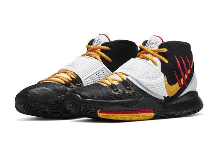 Nike Kyrie 6 Bruce Lee Toe