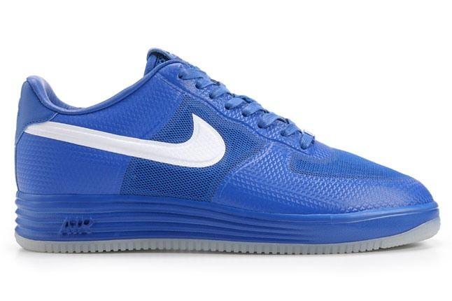 Nike Lunar Force 1 Blue 2