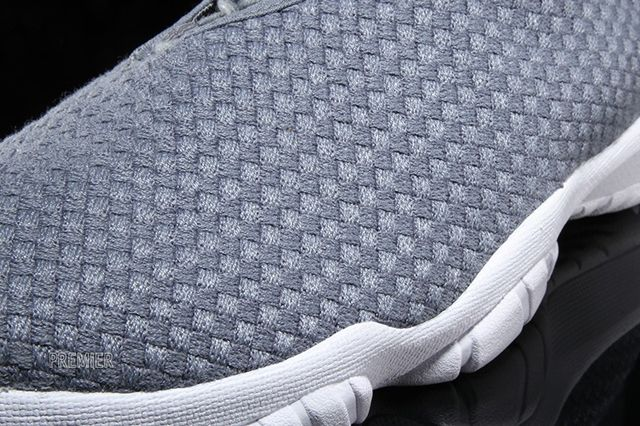 Air Jordan Future Cool Grey White 03