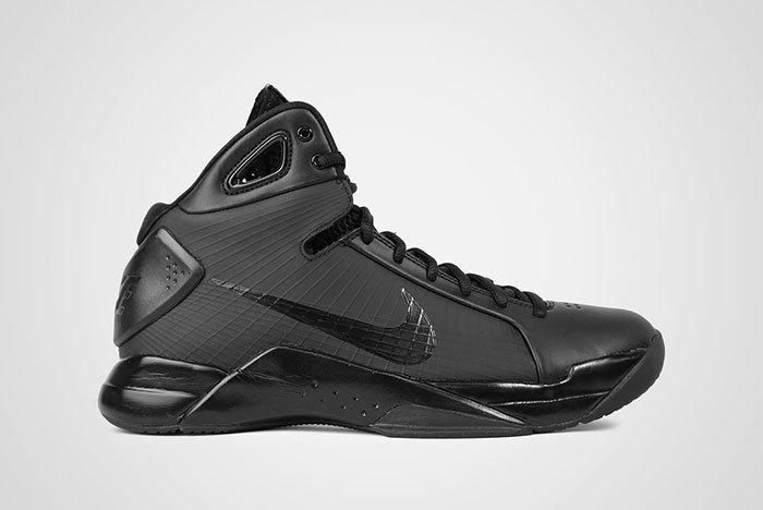 Nike Hyperdunk 2008 Retro Triple Black Thumb