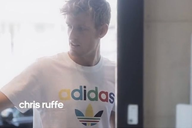 Adidas Originals Platypus Store Installation Chris 1