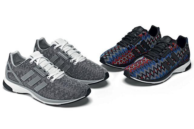 Adidas Originals Zx Flux Zero Nordic Pack 3