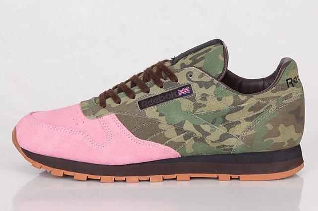 Shoe Gallery Reebok Classic Leather 5