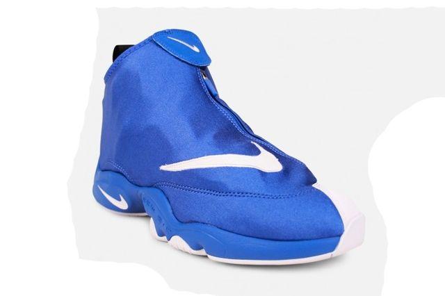 Nike Air Zoom Flight 98 The Glove Duke Blue Devils 1