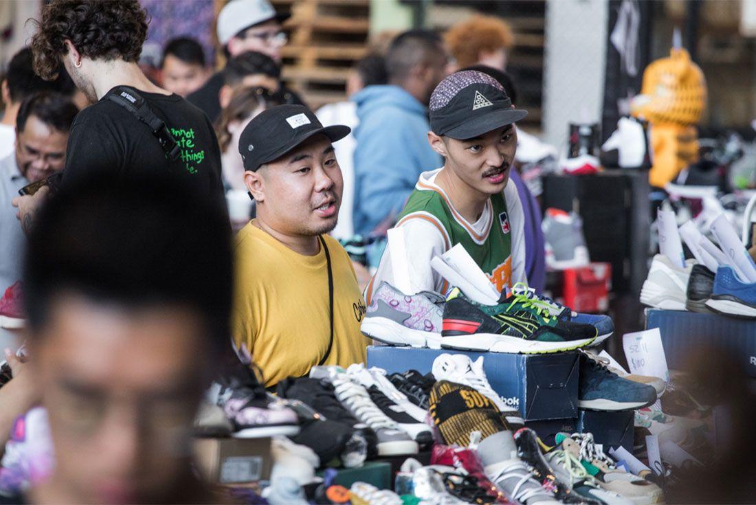Sneaker Freaker Swapmeet 2019 Event 53