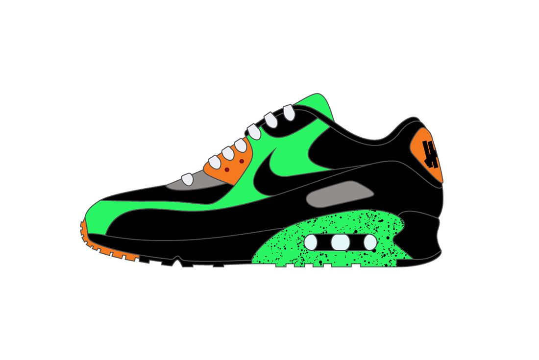 Air Max 90 Undft Black 03