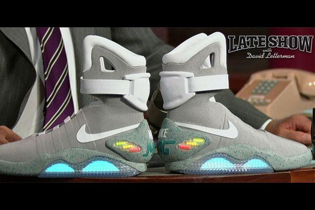 Nike Mcfly Letterman 1 1