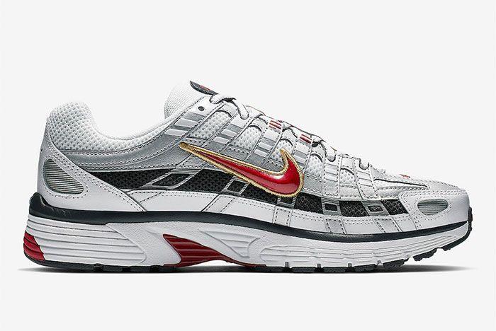 Nike P 6000 Silver Side Shot 1