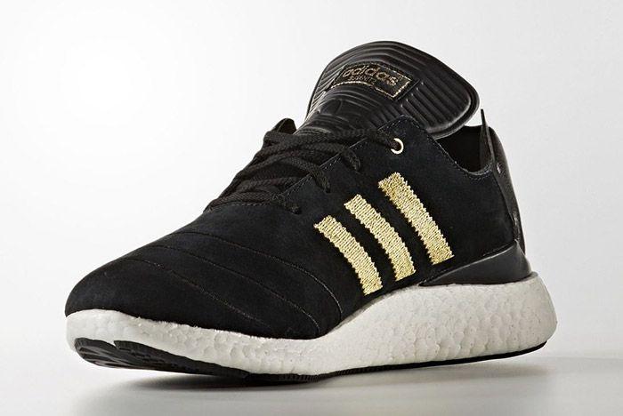 Adidas Busenitz Pure Boost Black Gold 10 Year Anniversary 1