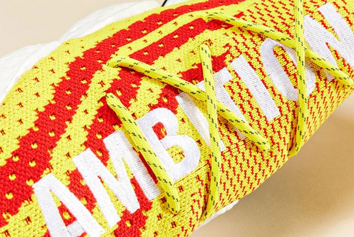 Adidas Pharrell Williams Boost You Wear Ambition Small