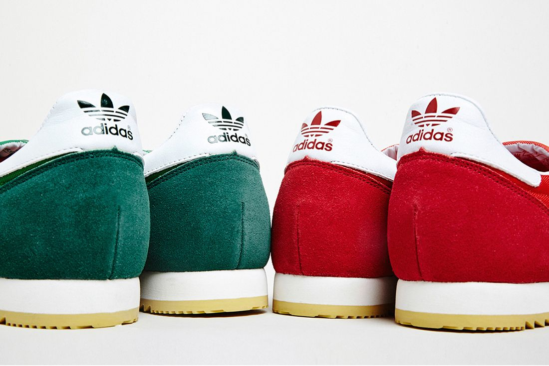 Size X Adidas Dragon Pack2