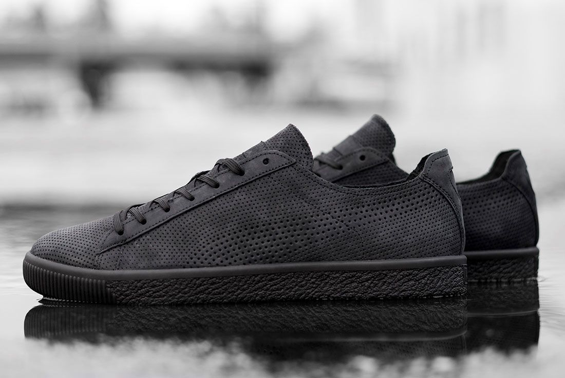 Puma Clyde Chinese New Year Puma Clyde Natural Pack United Arrows X Puma Clyde Black