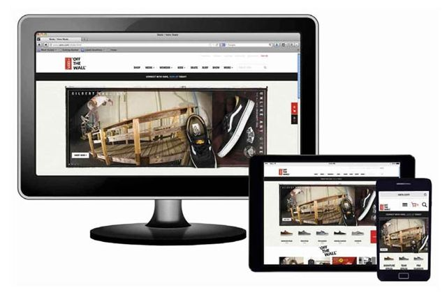 Vans Website Relaunch 3