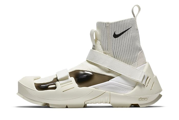Matthew M Williams Nike Free Tr 3 Sp Off White Aq9201 100 Release Date Lateral