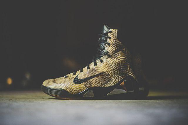 A Closer Look At The Nike Kobe Ix High Ext Qs Snakeskin 0 Jpg 1