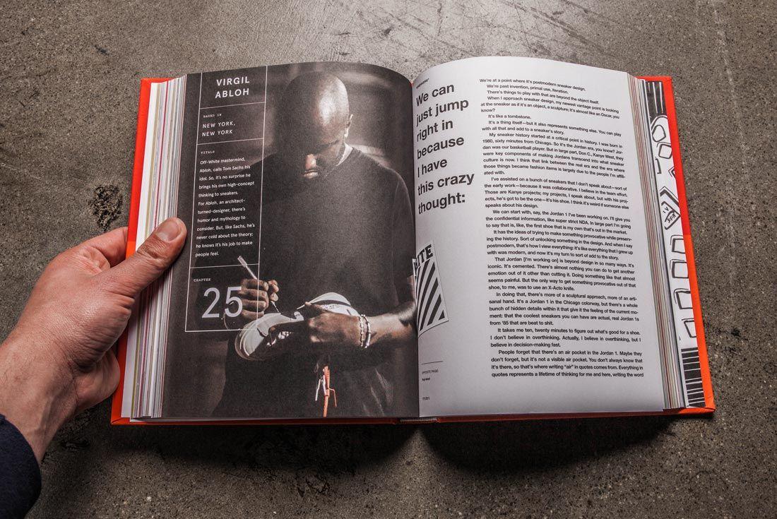 Sneakers Book 6