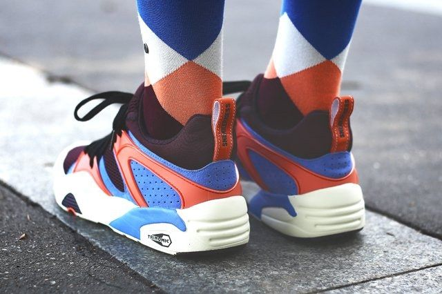 Sneakerness Paris Puma Blaze Of Glory On Feet 2
