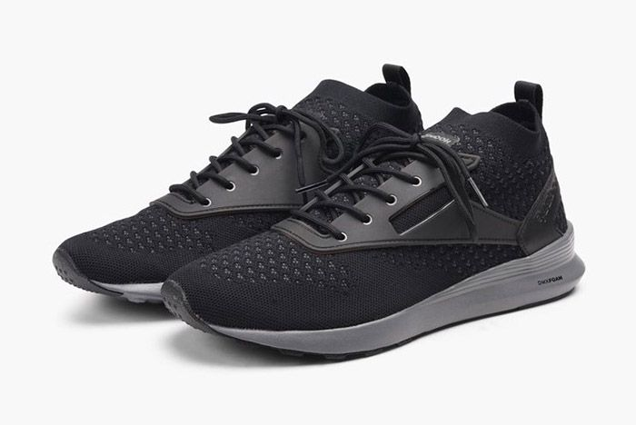 Reebok Zoku Runner Ultraknit Black