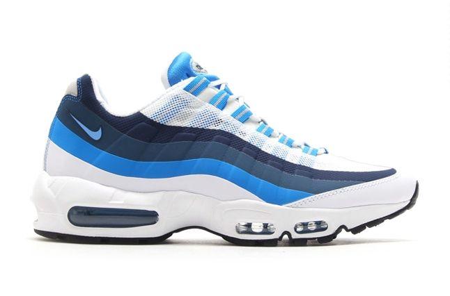 Nike Air Max 95 No Sew Uni Blue Photo Blue 5
