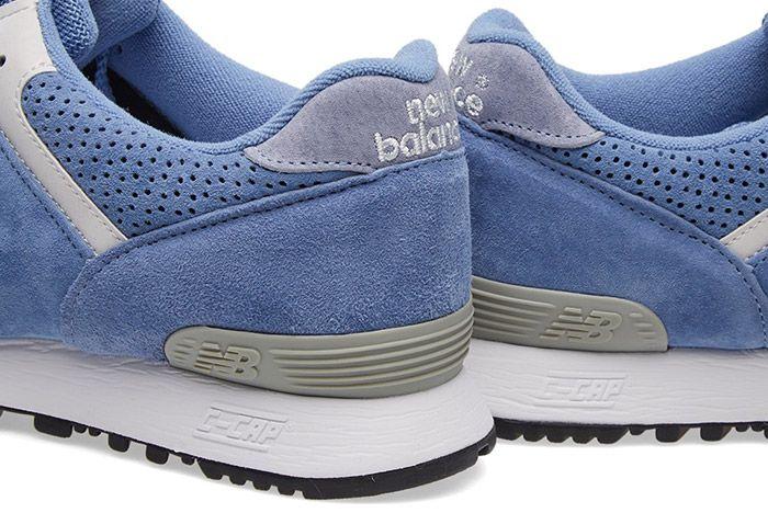 New Balance 576 Womens Blue 5