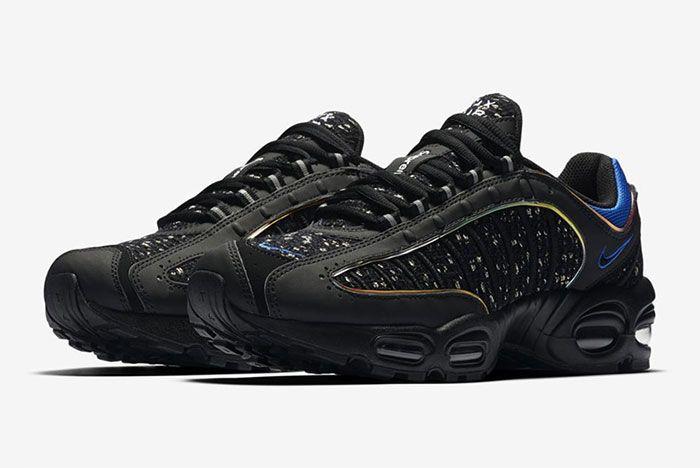 Supreme Nike Tailwind 4 Black 2