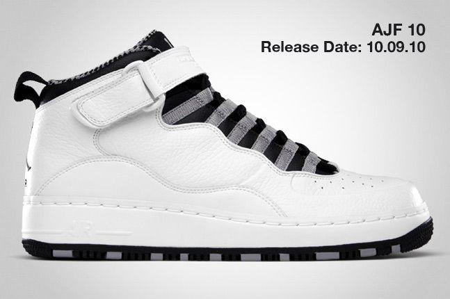 Air Jordan Ajf 10 1