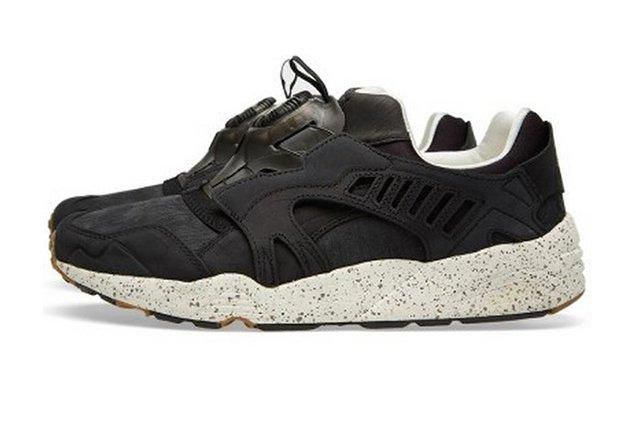 Puma Trinomic Disc Natural Calm Black 1