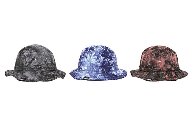 Stussy World Tour Tie Dye 13 Collection1