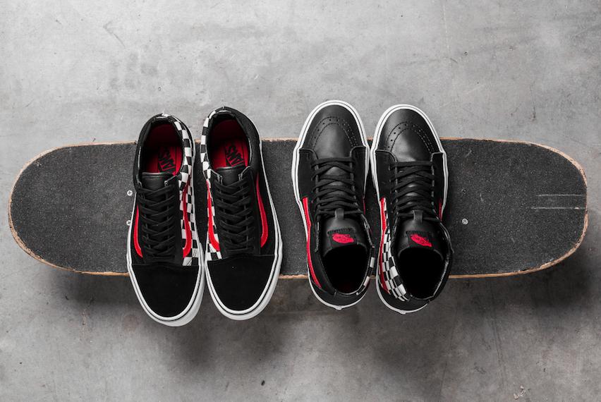 Shoe Palace Vans 25Th Anniversary Pack Release Date Sneaker Freaker