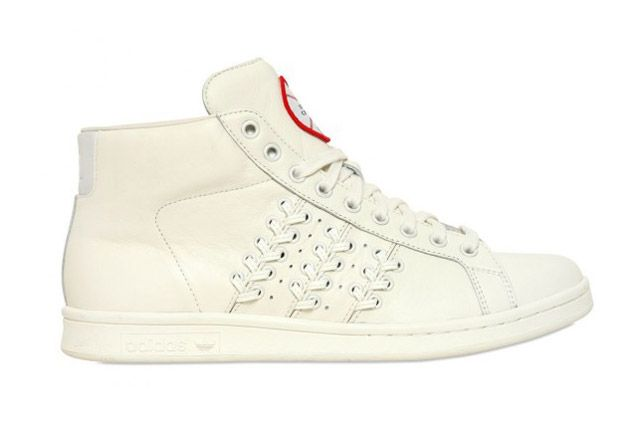 Adidas By Opening Ceremony Baseball Stan Smith Wht Sideview