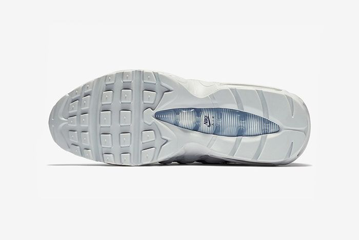 Nike Air Max 95 Blue Grey 6 Sneaker Freaker