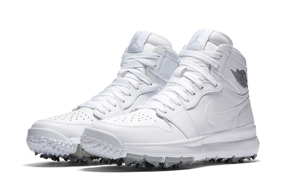 Air Jordan 1 Golf Shoe3