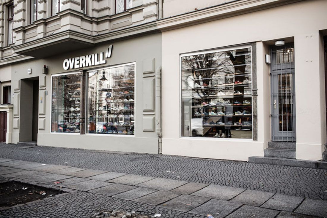 Overkill Store Berlin 1 Front