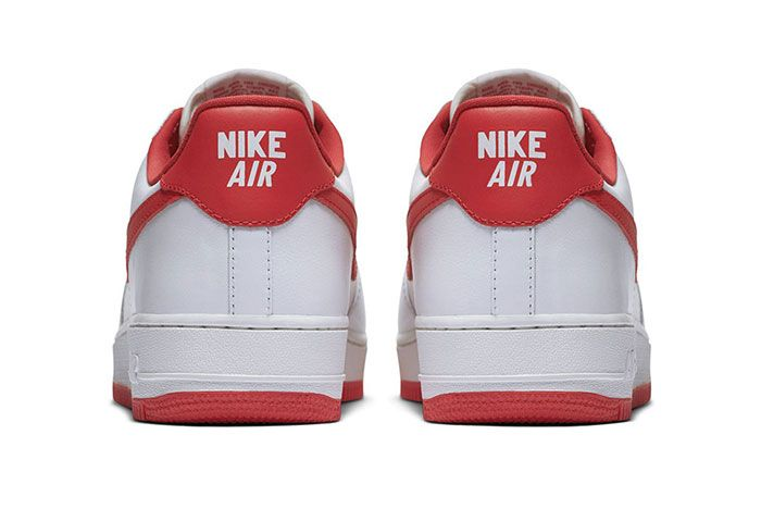 Nike Air Force 1 Low Whitered 1
