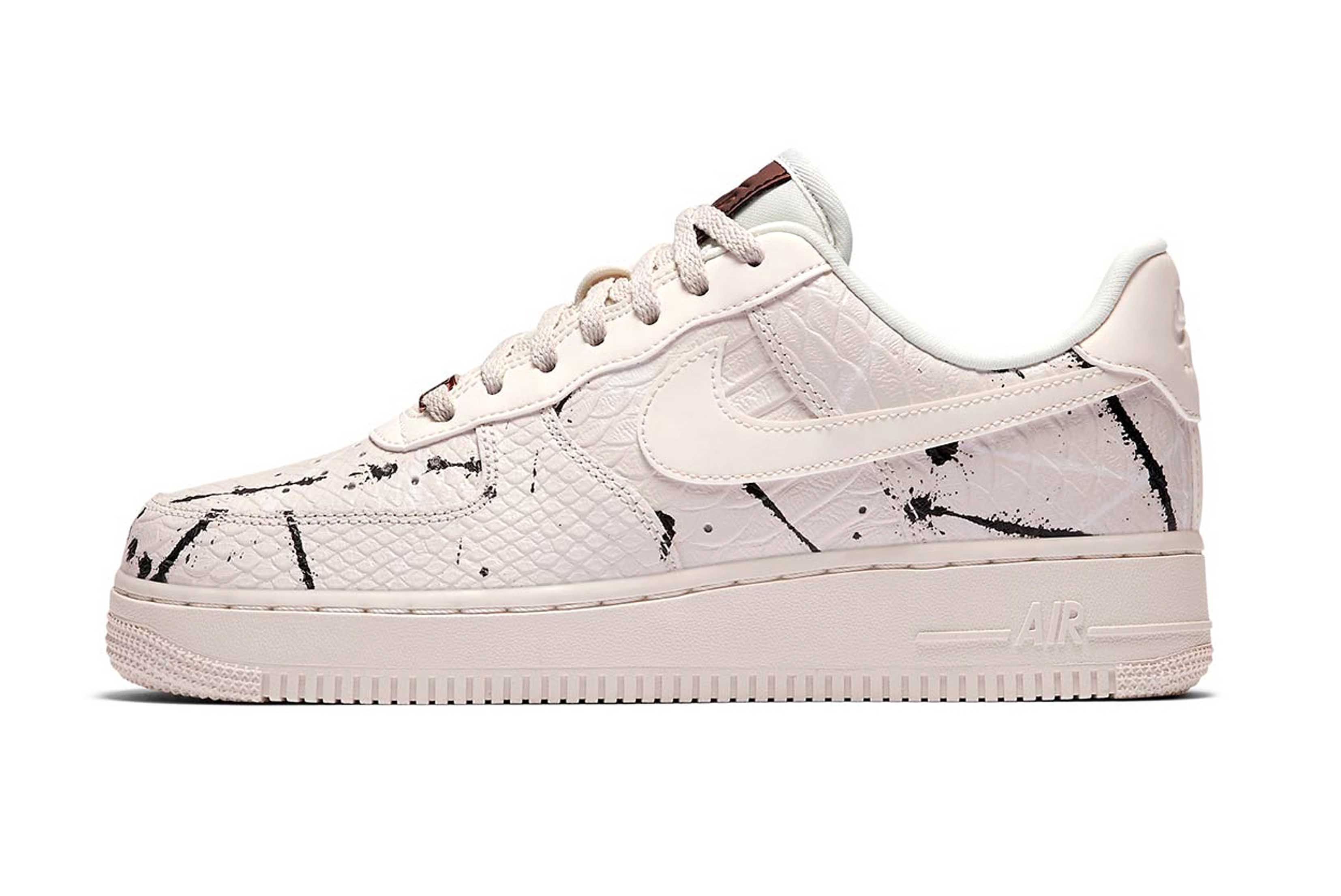 Nike Air Force 1 Low Phantom Snakeskin Release 1 Sneaker Freaker