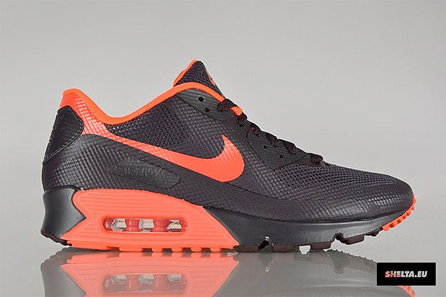 Nike Air Max 90 Hyperfuse Bright Crimson 1 1