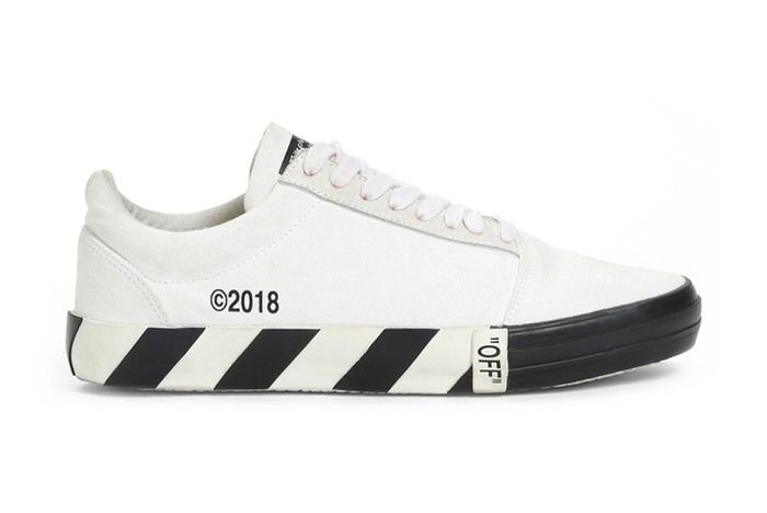 Off White Fall Winter 2018 Sneakers Release 4