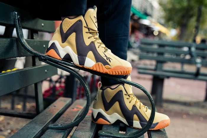 Reebok Kamikaze Wheat 5