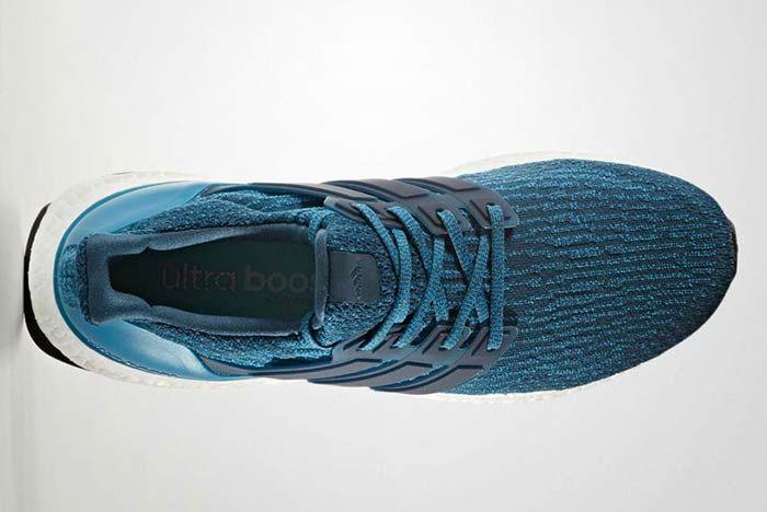 Adidas Ultraboost Petrol Night Blue 3