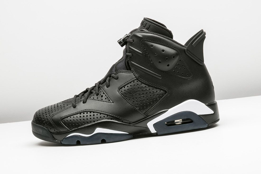 Air Jordan 6 Black Cat 3