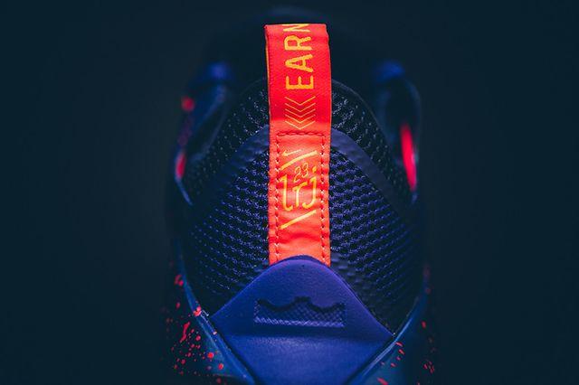 Nike Lebron 12 Low Raptors3