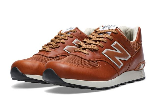 New Balance 576 Made In Uk Tan 2
