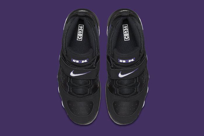 Nike Air Cb 34 Retro Black White Varsity Purple3