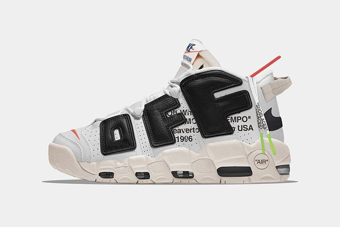 Nike Off White Uptempo Mock Up 2 Sneaker Freaker